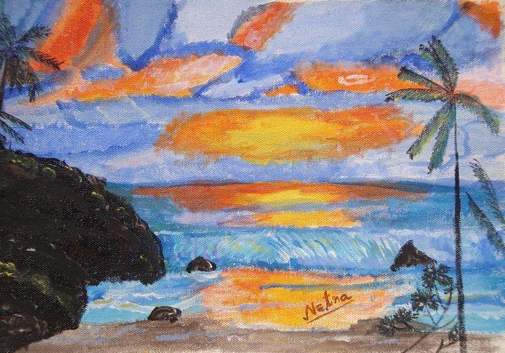 Storm - prema_paintings