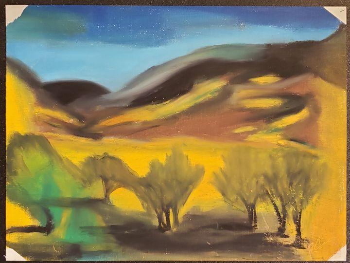 California Foothills - Riley Conn