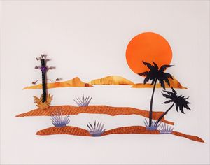 Desert Sun - Riley Conn