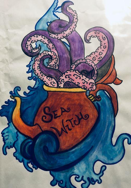 Sea witch - Impira