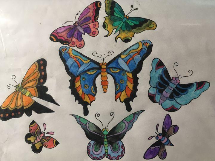 Butterflies - Impira