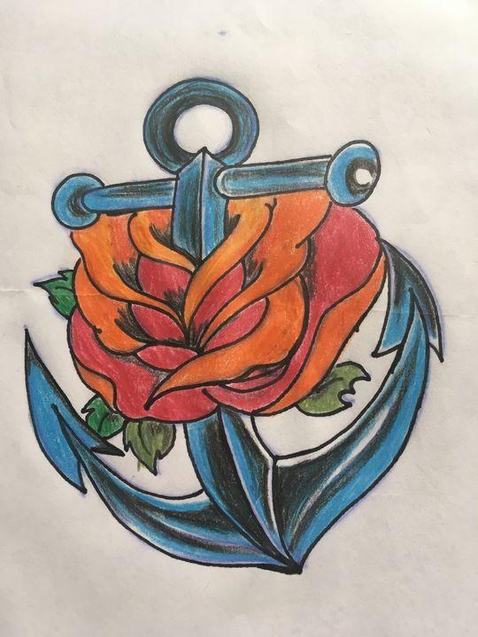 Be my anchor - Impira