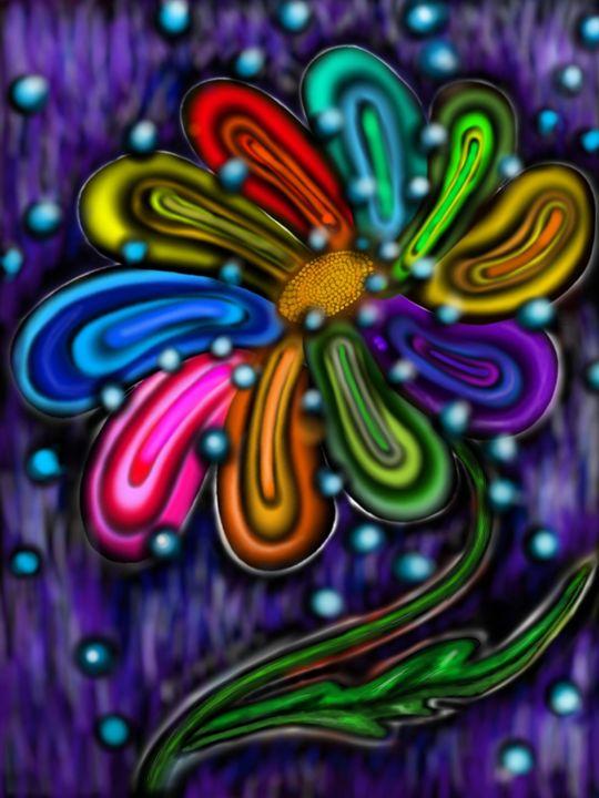 A flower of hope - Alyona.K.Design