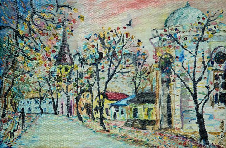 Spring street - Alyona.K.Design