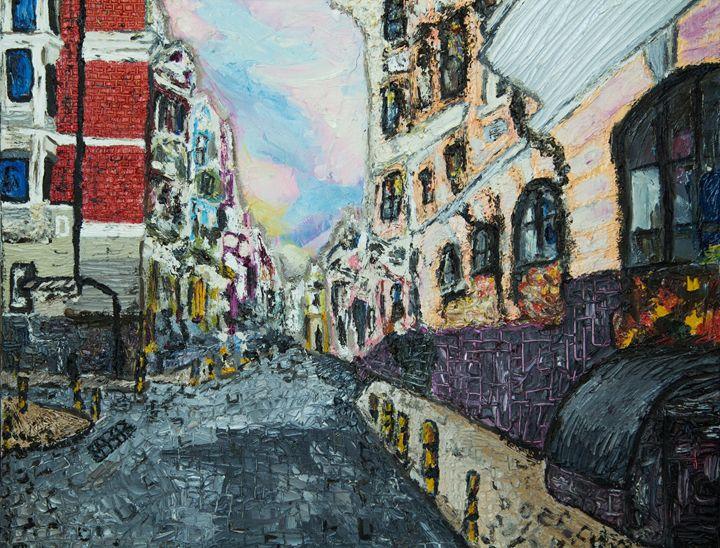 After rain street - Alyona.K.Design