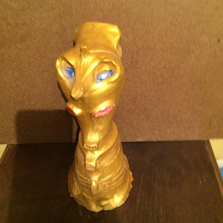 """Toy from Mars "" - sany"