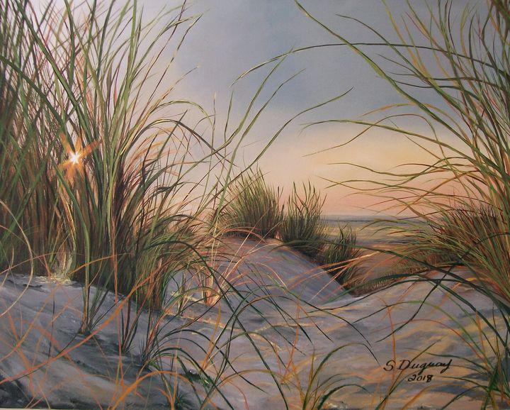 Sand Dunes - Sharon Duguay