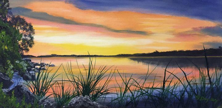 Sunrise April 6 2020 - Sharon Duguay
