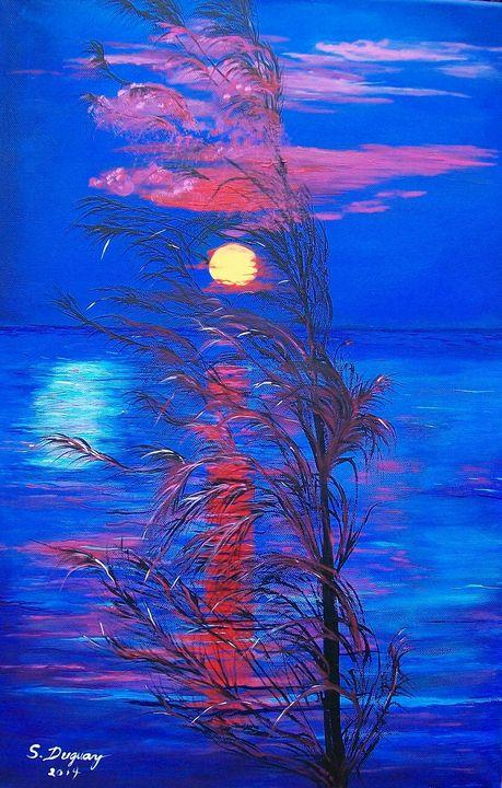 Sunrise Silhouette - Sharon Duguay
