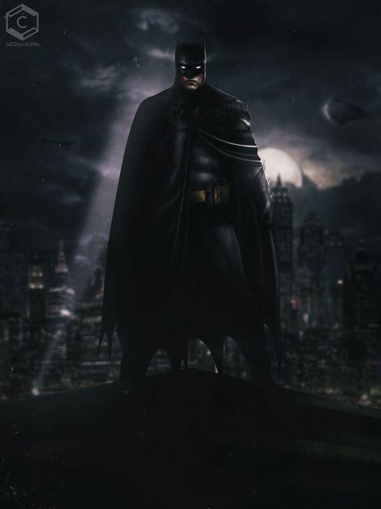 Batman Day - Get2DaChopra