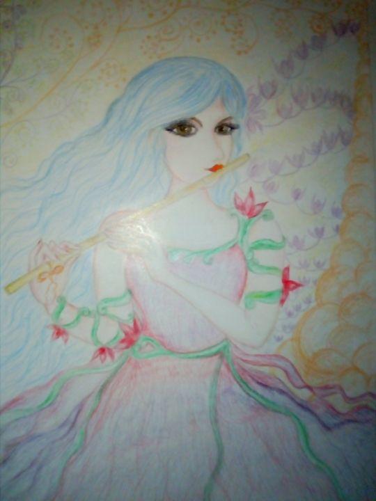 Flute princess - Moon Light