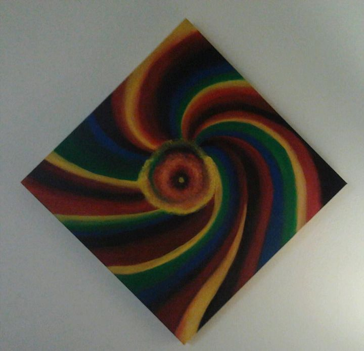 rainbowswirl - jims custom art