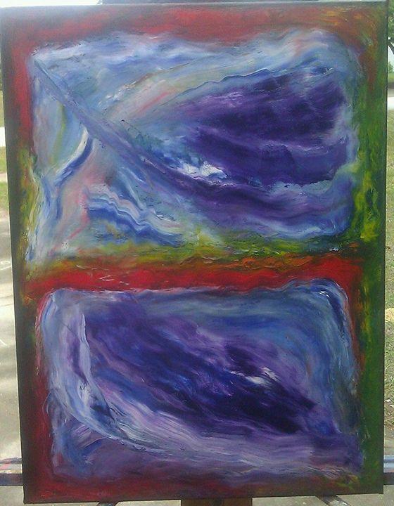 window pane - jims custom art