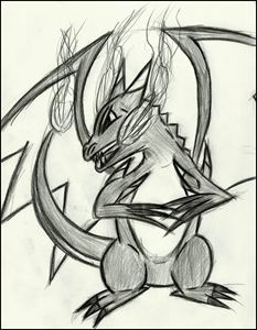 Charizard: The Blackened Dragon