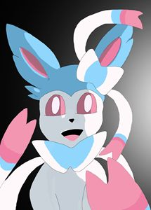 Surge, the Sylveon