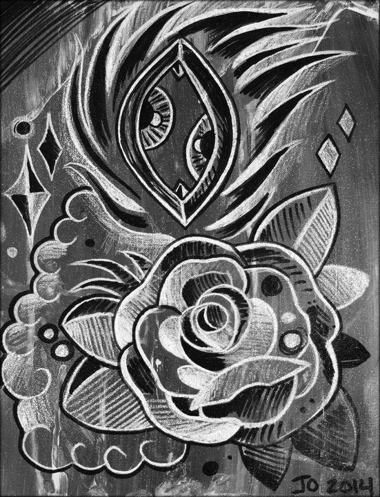 Black and White - Joseph Bergeron Gallery