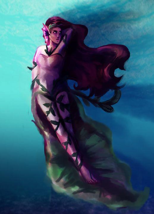 Goddess of life - Reand