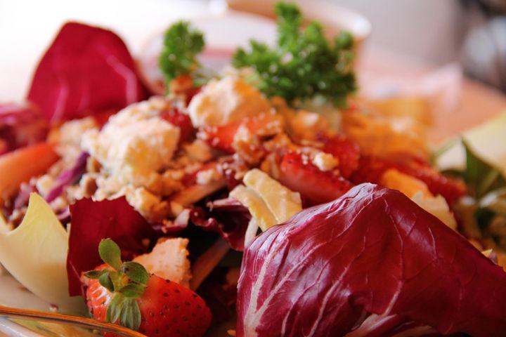 Salad By Lloyd B. - Lloyd