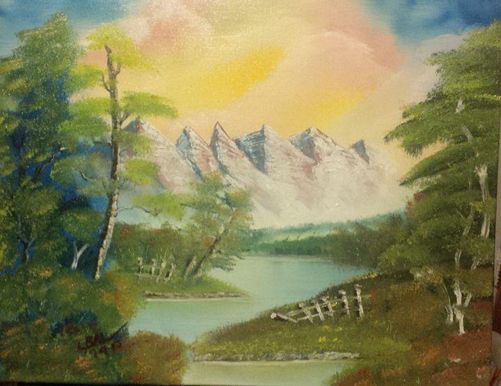 Mystic View by Lloyd B. - Lloyd