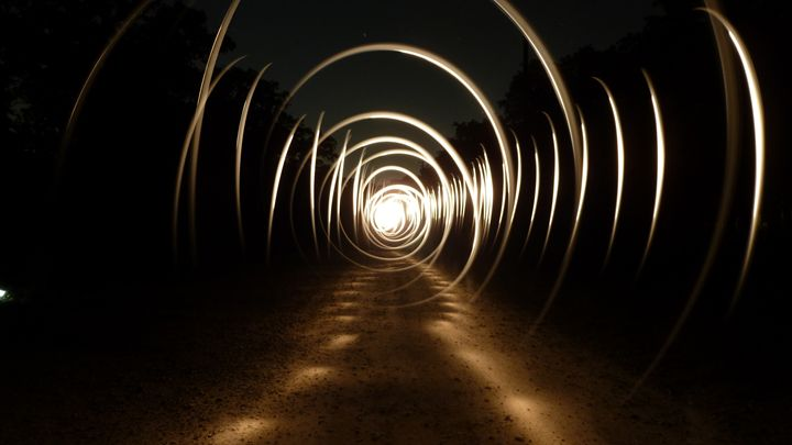 Light at the end of the tunnel. - G.T.