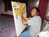 Zairah Painting