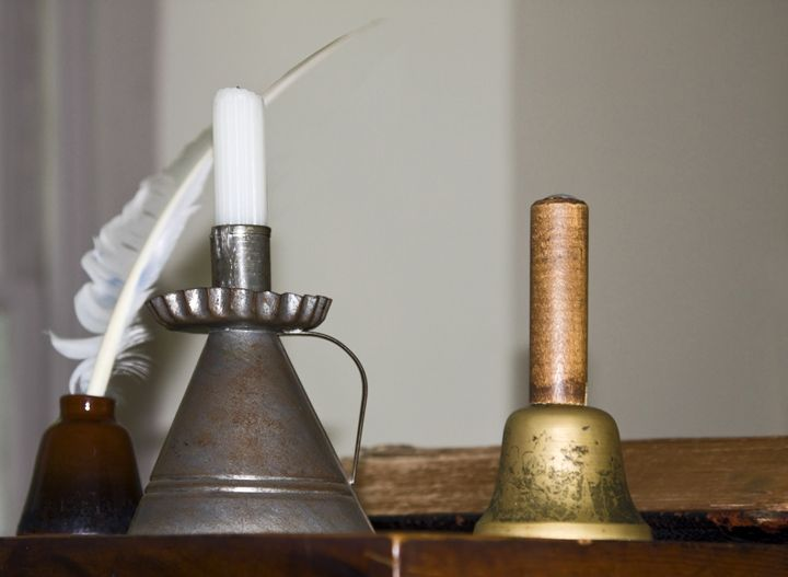 Antique Classroom Items - Sally Weigand Images