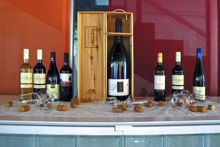 Wine Display - Sally Weigand Images