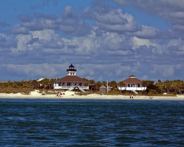 Boca Grande Lighthouse - Sally Weigand Images
