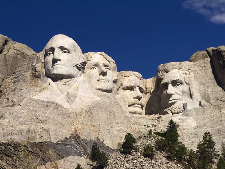 Mount Rushmore National Memorial - Sally Weigand Images