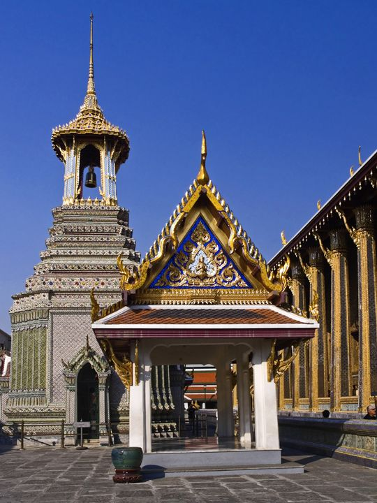Wat Phra Kaew - Sally Weigand Images