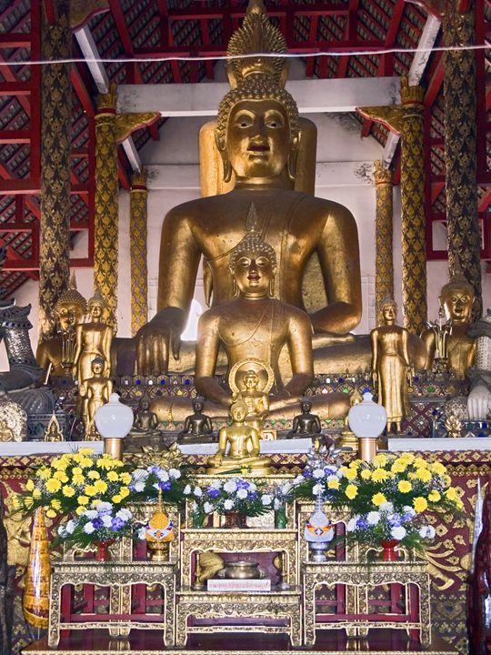 Buddha, Buddha, Buddha - Sally Weigand Images