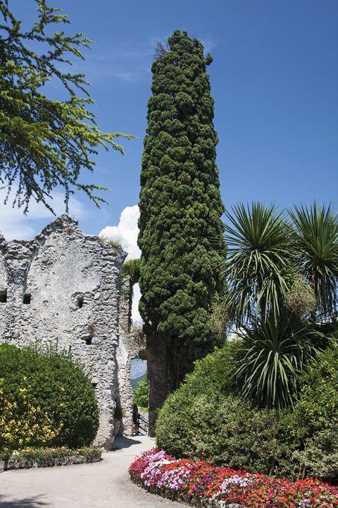 Villa Rufolo Garden - Sally Weigand Images