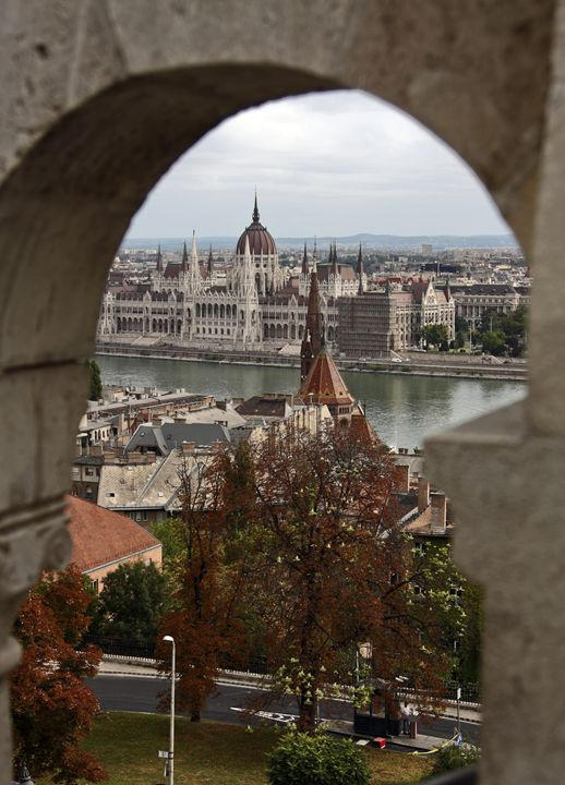 Hungarian Parliament - Sally Weigand Images