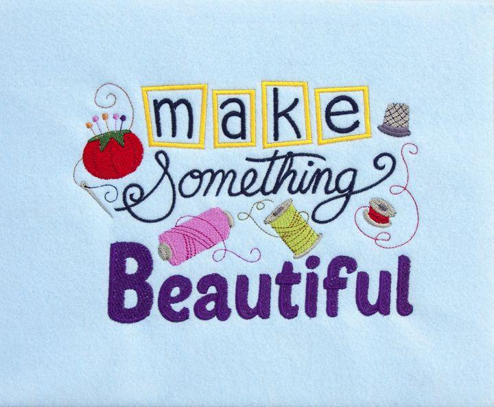 Make Something Beautiful - Sally Weigand Images