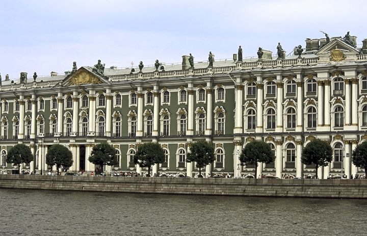 The Winter Palace - Sally Weigand Images