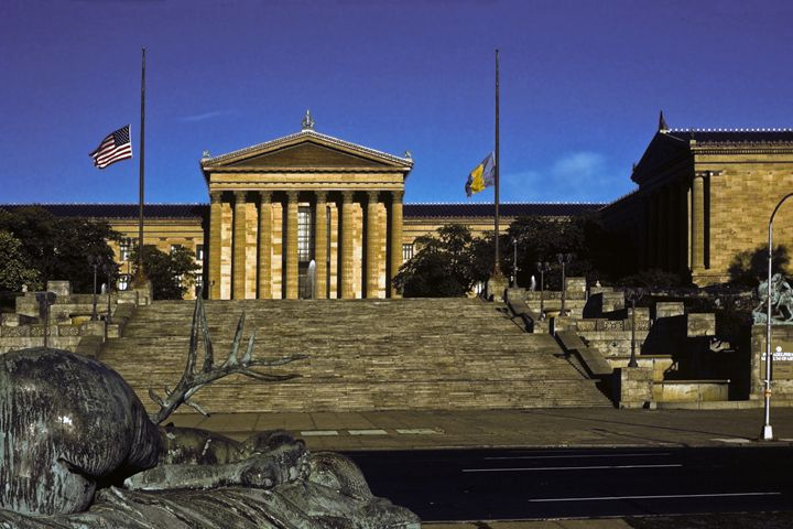 Philadelphia Museum of Ar - Sally Weigand Images