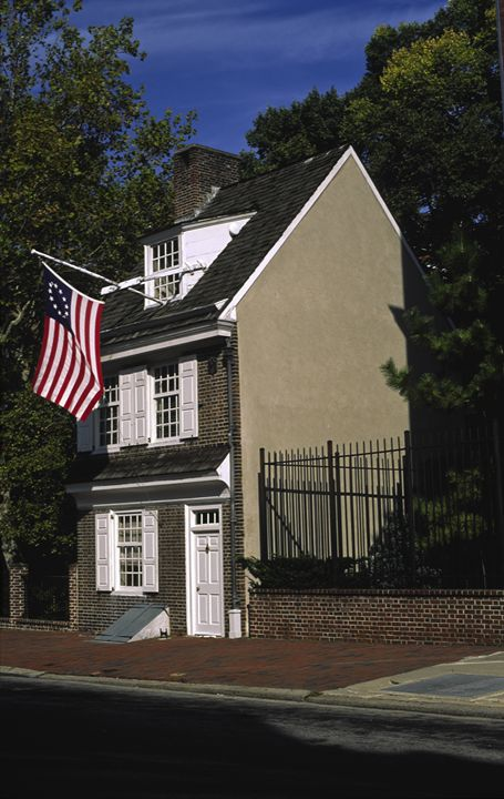 Betsy Ross House - Sally Weigand Images