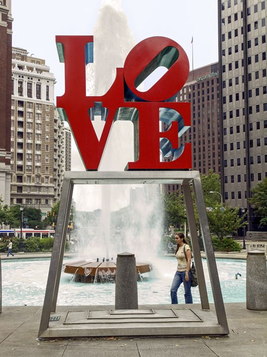 Love Sculpture - Sally Weigand Images