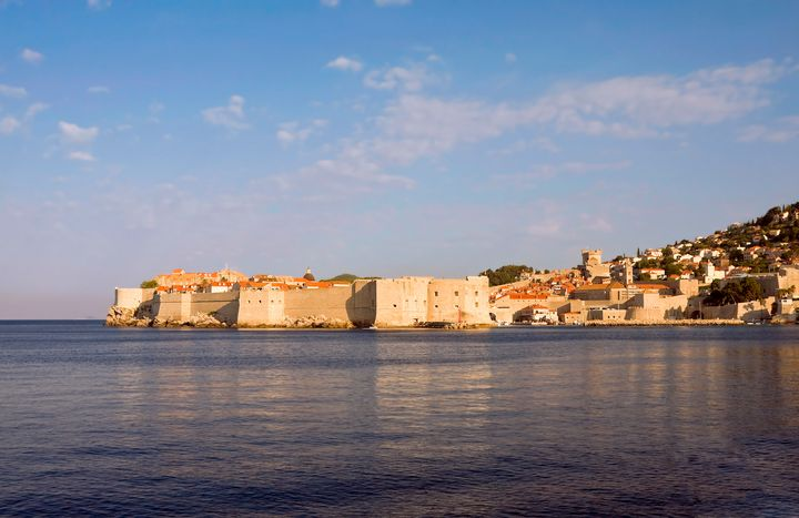Dubrovnik and Sea - Sally Weigand Images