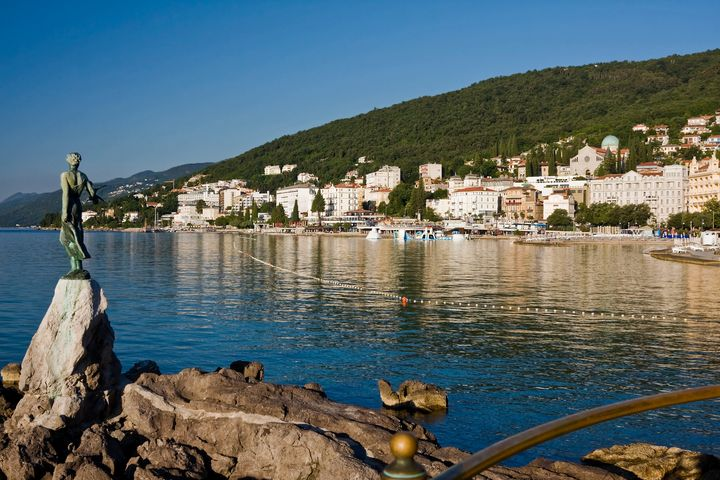 Opatija Lungomare - Sally Weigand Images