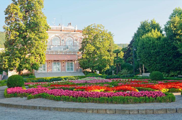 Villa Angiolina Park - Sally Weigand Images