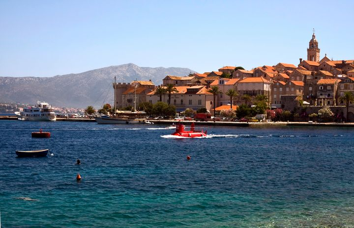 Korcula Old Town - Sally Weigand Images
