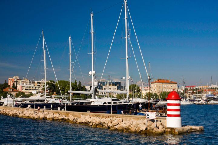Zadar Croatia Harbor - Sally Weigand Images