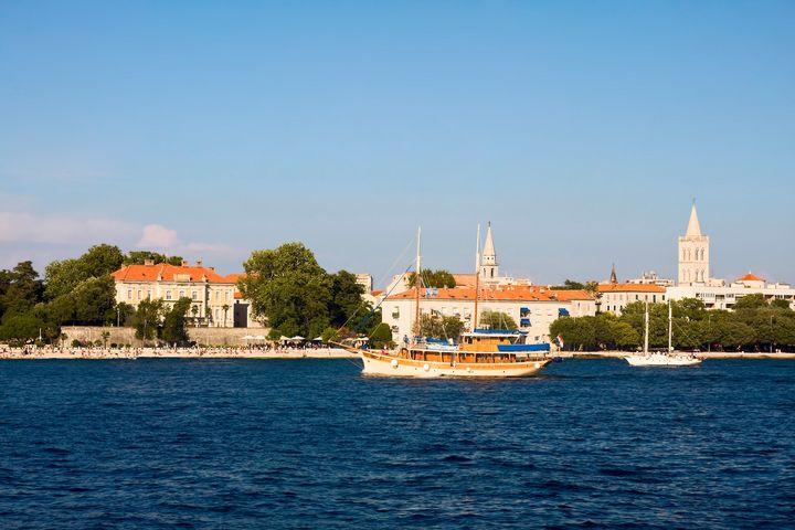 Zadar Coastal Scene - Sally Weigand Images