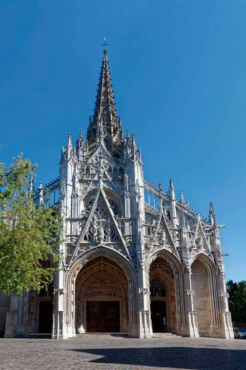 St. Maclou Church Rouen - Sally Weigand Images