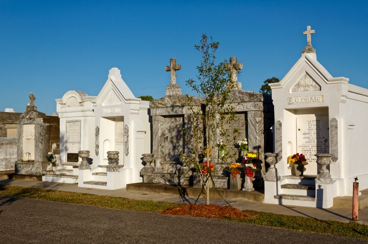 St. Louis #3 Cemetery New Orleans - Sally Weigand Images