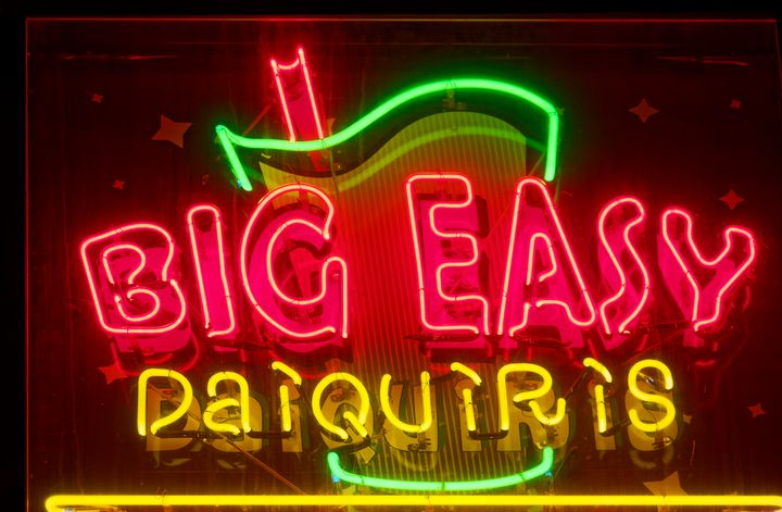 Big Easy Daiquiris - Sally Weigand Images