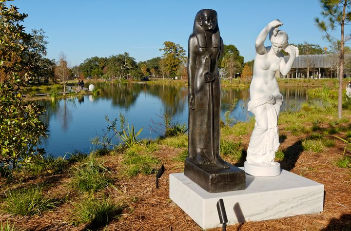 The Mete of the Muse Sculpture - Sally Weigand Images
