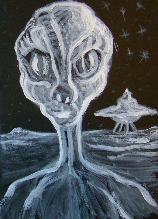 The Landing - Aliens, Etc.