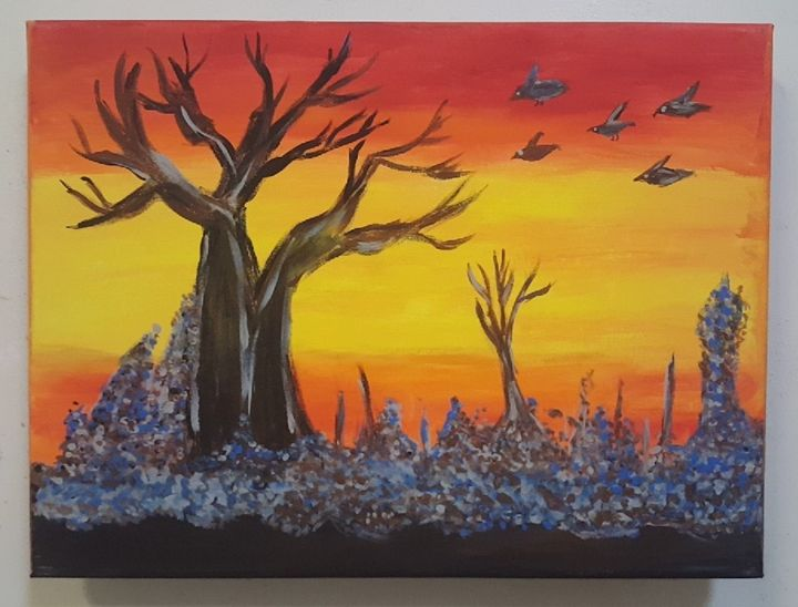 The Wonders of Nature - Chyna's Paintings